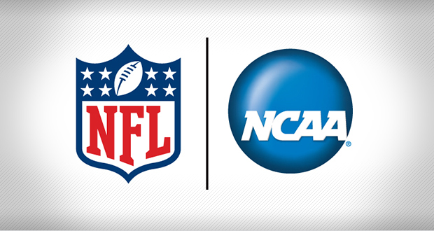 NFL-NCAA Lockup